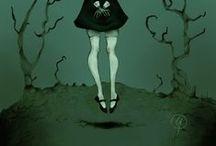 Celeste Macabre / my own Drawings ~