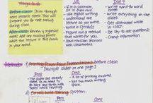 U N I V E R S I T Y (and beyond...) / studying, note taking, school + college tips, law school, etc.