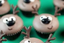 Christmas cakes & cookies