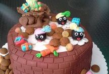 Sinterklaas cakes