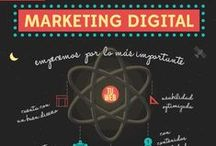 Marketing Digital Tips / This Marketing Tips board is dedicated to providing quality articles, resources, infographics and tips about Marketing / Artículos e infografías con consejos y sugerencias acerca del mundo del Marketing.