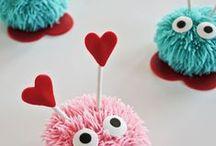 Valentine's cakes & cookies