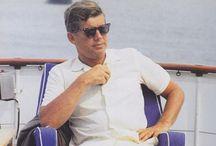 JFK and Cape Cod Inspiration