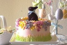 Spring & Easter cakes   / Spring & Easter cakes