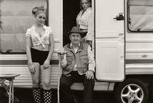 An Lucht Siuil / Irish Gypsies Inspiring my collection