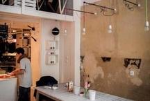 Młyn - interior / stare + nowe, czyli pomysły i zajawki na wnętrze młyna