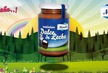 Dulce de leche Márdel / Estas son las diferentes presentaciones y variedades de dulce de leche Mardel.