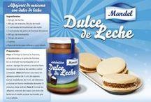 Recetas ★ / Recetas deliciosas y fáciles. Ideales para que disfrutes con dulce de leche