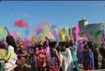 Rainbow Splash / The first Rainbow Splash in Durban!