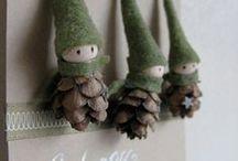 Christmas/joulu kultainen