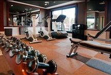 Fotos Hotel & GYM - Fitness / by José Facchin