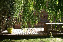 Ditistuin / Garden