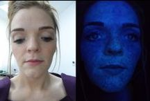 Skin Analysis... / Finding the right product for your individual skin requirements.