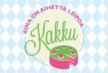 Aina on aihetta leipoa kakku -kilpailun satoa / Keväällä 2014 järjestetyn Aina on aihetta leipoa kakku -kilpailun satoa, nauti ja innostu ideoista.