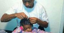 Dads Do Hair / just Dads doing hair