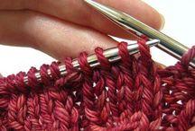 →Knitting←