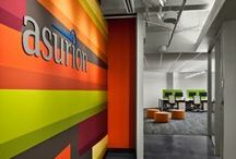 Working Environments. Corporate & Office Design / You dream it. You design it. We print it.