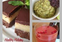 Paleo Holiday Recipes / Easy, healthy party food ideas