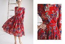 Happy New AvA Year Winter '15 / pretty dresses for happy ava-girls