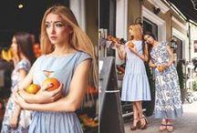 Her June AvA LookBook Summer '14 / ava summer dresses and skirts
