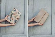 Feel The Summer Ava Bags Summer '14 / ava textile and leather bags