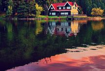 home & house