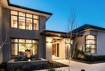 Architectural Homes / Beautiful architectural and contemporary designed home that have the 'wow' factor  http://www.inspiredhomeideas.com/category/architectural-homes/