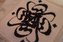 Ajándékok/Presents/Gifts / Keresztszemes ajándékok /cross stitch / point de croix