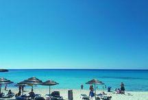Beach, sea, sun... paradise