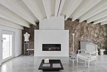 Attics & Lofts / http://www.inspiredhomeideas.com/loft-room-decorating-ideas-for-unused-ceiling-attic-space/