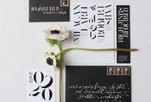 Papelería de boda / Invitaciones, etiquetas, minutas y todo tipo de papelería para bodas
