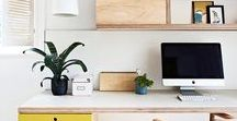 office / Sahara & Co |  A dreamy collection of office inspiration.
