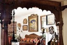 Indian Interiors - Ideas & Inspiration / Ideas from around the world!