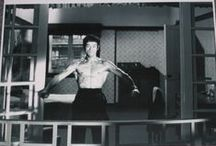 Bruce Lee / The father of Jeet Kune Do.