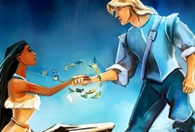 Disney's world / Illustration | Fanart | Cosplays Ideas ande Inspirations