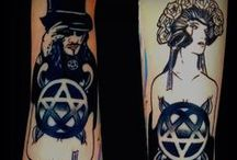 Tattoos!! / by Jami Halverson