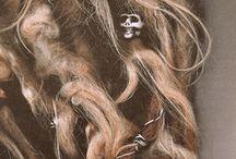 Dreads || Rastas / Photo. Lifestyle. Complements. Inspiration. Tutorials