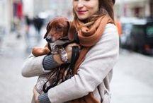 Autumn Winter Fashion Inspiration / Inspirational pictures for Autumn Winter Fashion