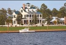 Coastal Exterior / Elegant mixed with modern.