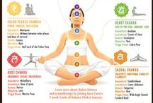 Chakra / Chakras are energy centers within the human body.