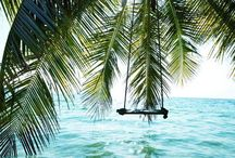 Travel Inspiration / Restful, relaxing and calming