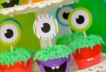 EVENT# PARTY # Monster theme