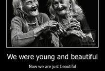 Aging beautiful...