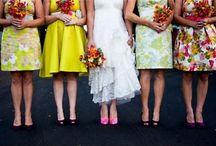 Bridal Party Fashions