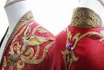Costume / medieval, época, bélico, fanasía, parttners
