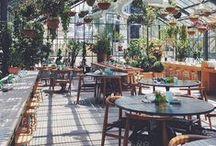 Salons de thé / Inspiration pour mon futur salon de thé
