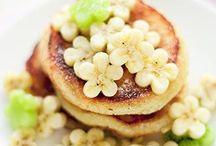 .•*Breakfast / Colazione*•. / Ricette dolci x la prima colazione / by .•*Michi Mux*•.