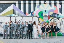 Greenpoint Loft Wedding / Venue: Greenpoint Loft /  Photography: Therese Winberg / Catering: Roberta's / Floral Design: Marley O'Brien / DJ: James Mulry of 74Events / Dessert: Milkbar / Photobooth: We Love Photobooths / Coordination: Lindsey M. Events