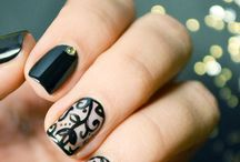 Nails :D / Fun ideas for painting nails and jamberry nail wraps