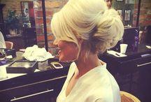 Hair / Hair styles for Banquet